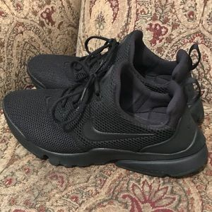 Nike sneakers used